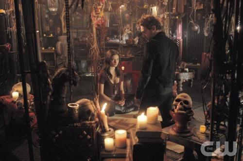 The originals saison ii forum litt raire de booknode for Jardin gris voodoo