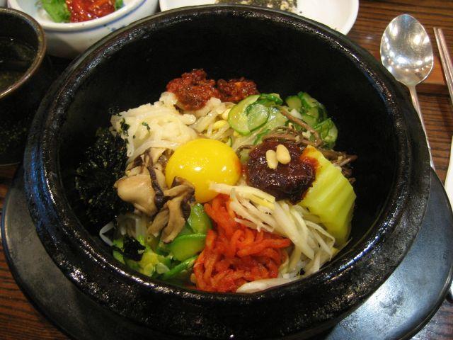 LE BIBIMPBAP 비빔밥 Korean BBQ 13.0