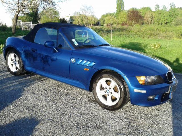 Bmw Z3 Club France Afficher Le Sujet Vendu Z3 Roadster 2 0l Bleu Topaze 70000 Km 12500