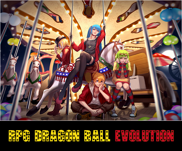 RPG Dragon Ball Evolution