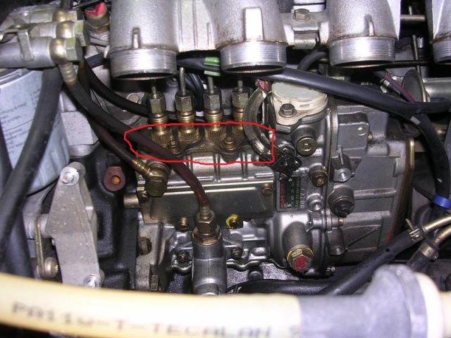 Capsule D Arret Moteur Mercedes Joint