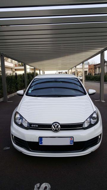 [GTD Blanc Candy  lolo 45 modèle 2011 ]  sortie GTI monté  29.53