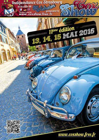 Meeting Cox VW Molsheim (67) 10.42