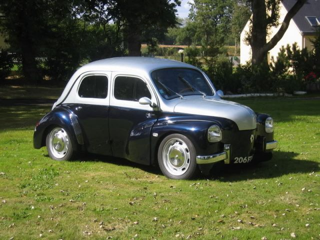 Renault 4 cv customs 16.19