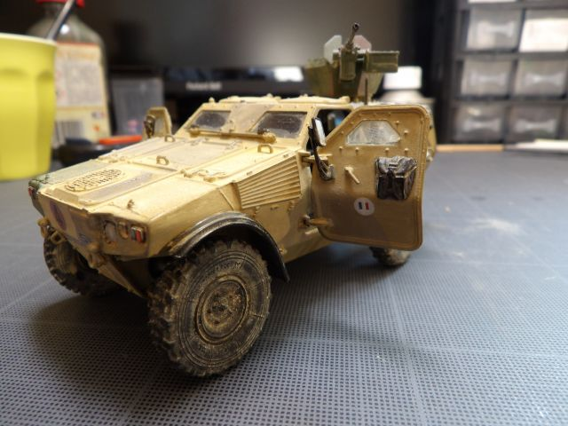 Mon VBL , Tiger Model au 1/35 14.49