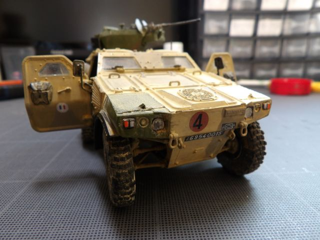 Mon VBL , Tiger Model au 1/35 14.50