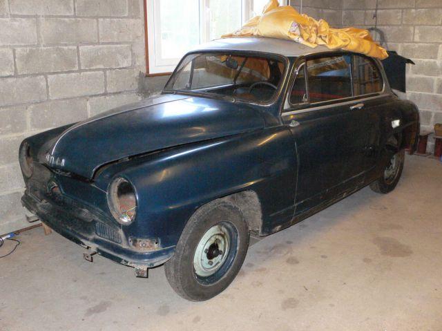 Restauration d'une SIMCA Aronde Grand Large de 1955 surnommée L'Arlésienne ... 26.112