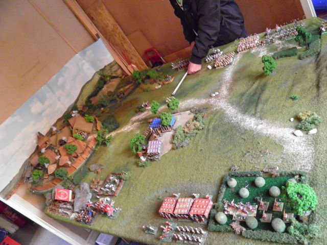 Bataille rangée aux abords du village des fous 27.36