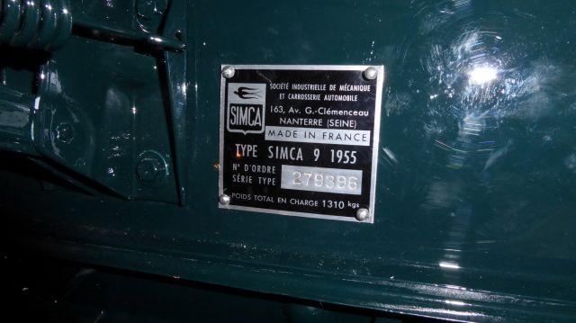 (La suite) Restauration d'une SIMCA Aronde Grand Large de 1955 surnommée L'Arlésienne ... - Page 5 03.74