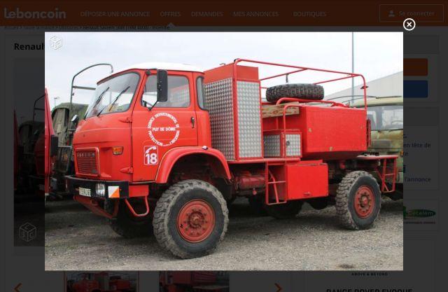 SM8 4x4 Pompier 12.108