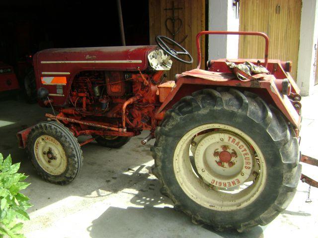 restauration - restauration d'un tracteur ENERGIC 519 B 24.10