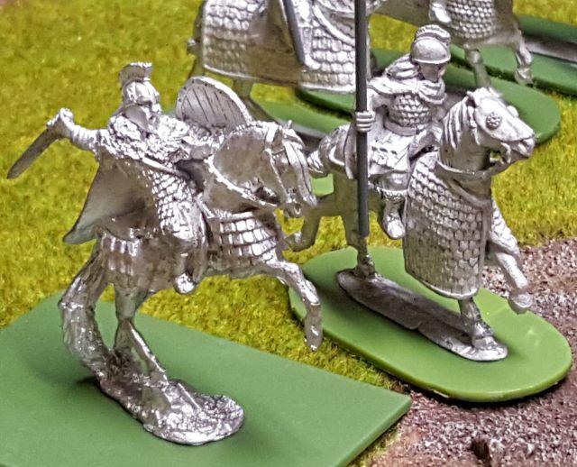 Saga, fin de l'Empire romain 01.17