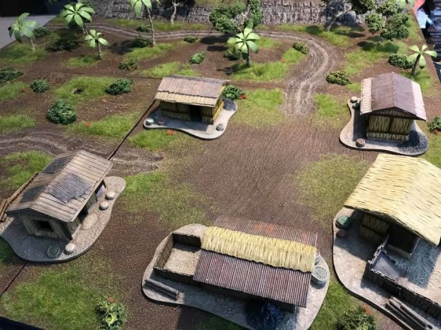 L'enfer du devoir : la guerre des tunnels (28mm Vietnam) 02.65