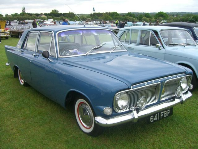 Ford Zephyr 6 qui connait? 06.20