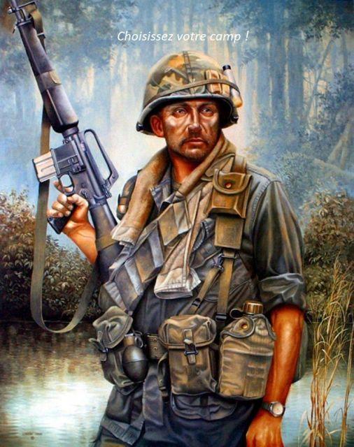 L'enfer du devoir : la guerre des tunnels (28mm Vietnam) 19.4
