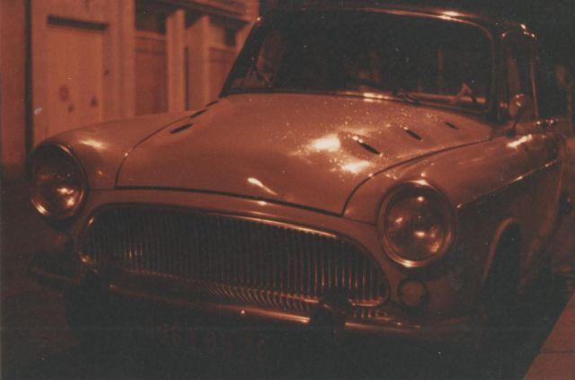 """P60 Simca KUSTOM """"UpSiDeDoWn"""" 16.16"""