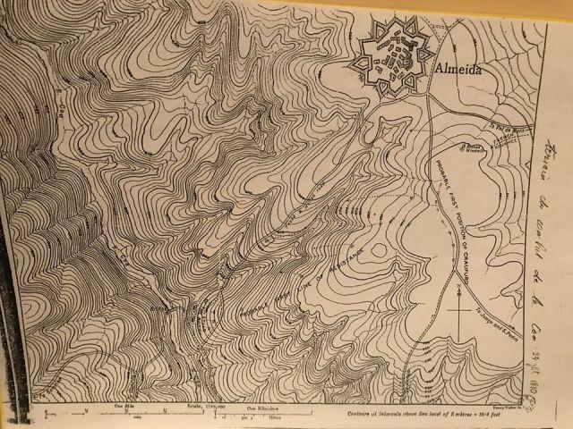 LE PONT DE LA RIVIERE COA le 24.07.1810 10.34